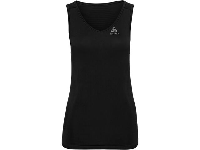 Odlo Performance X-Light V-Neck Top Singlet Damen black